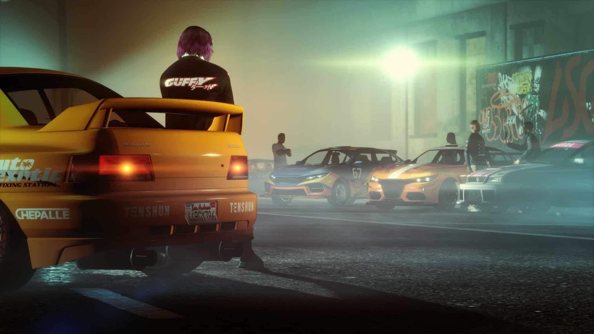 Autos en GTA Online Los Santos Tuners Actualización de verano