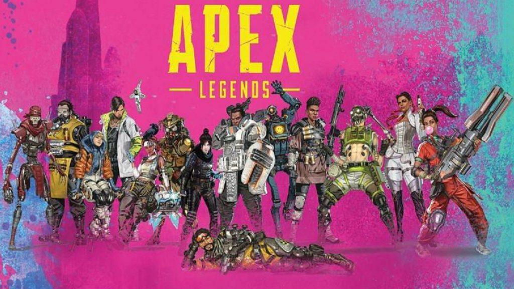 Lista de Apex Legends