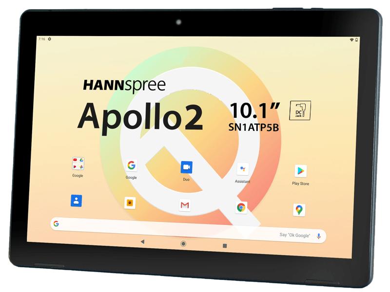 Hannspree Apollo 2: la nueva tablet PC disponible