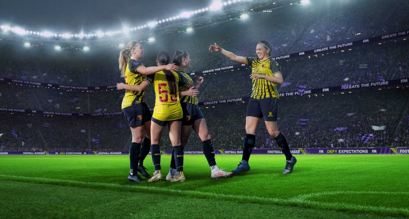 Football Manager: el fútbol femenino se incorporará al juego