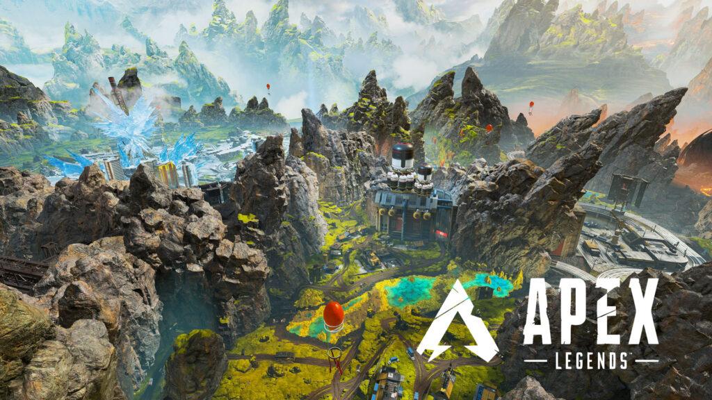 Cambios en el mapa de Apex Legends World's Edge
