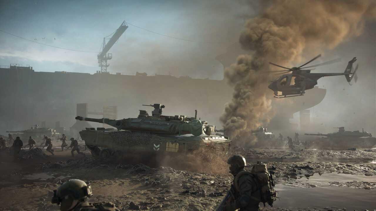 Battlefield 2042: Xbox Series X / S son las consolas oficiales del título