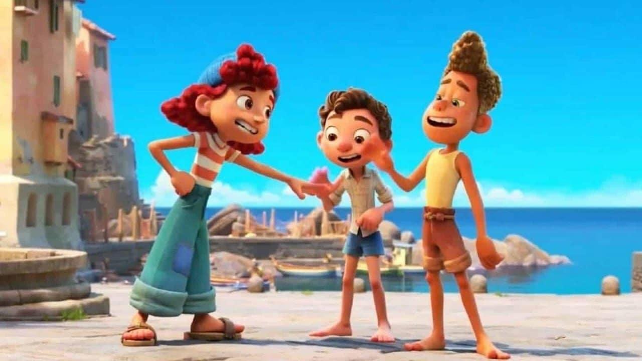"""Disney ya está pensando en una secuela de la última película de Pixar """"Luca"""""""