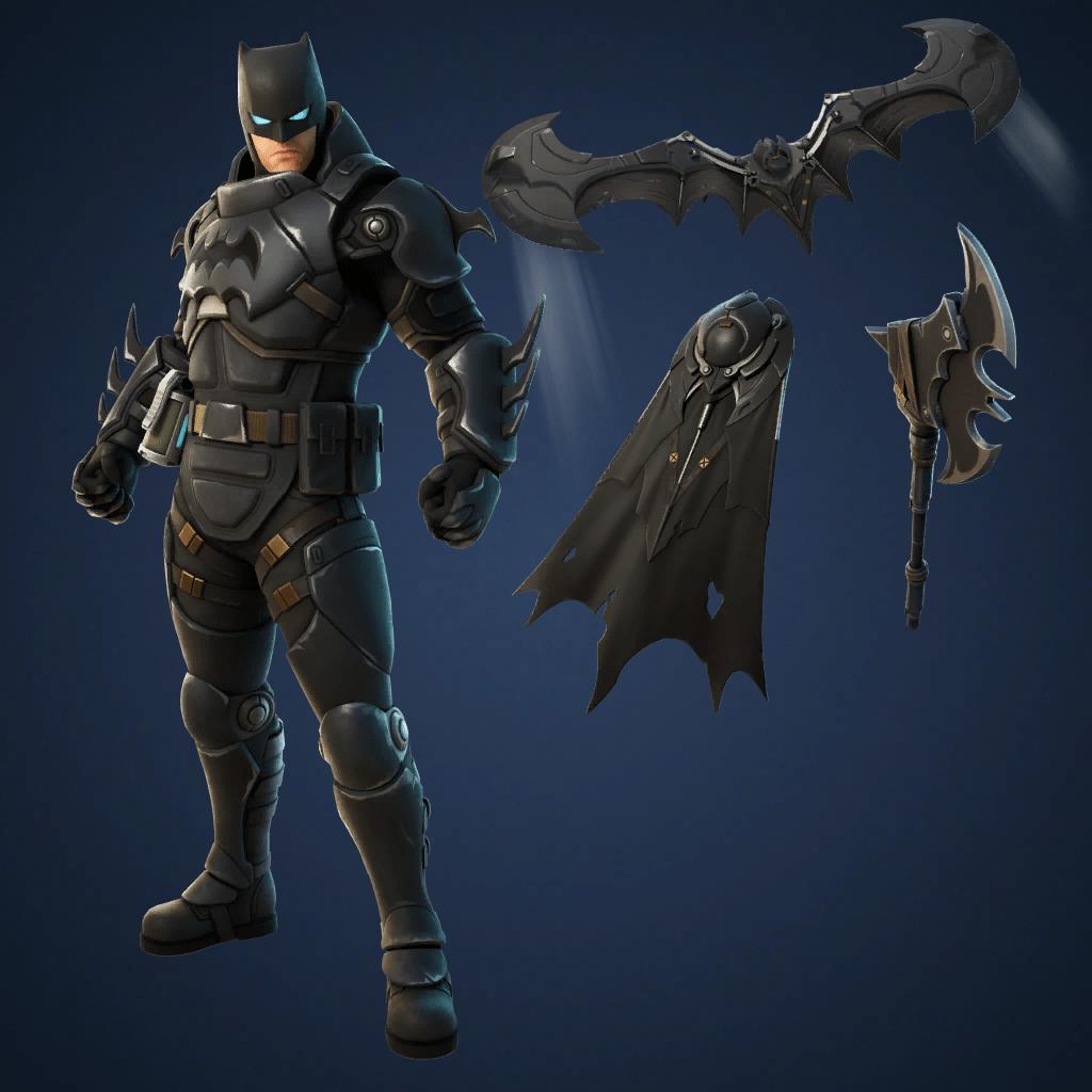 Fortnite: la piel de Batman Zero Armored llega a la tienda de artículos