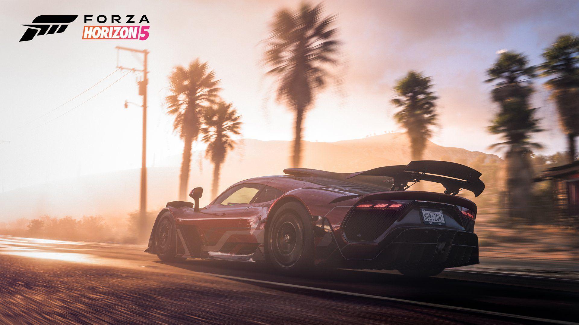 Forza Horizon 5: carreras de resistencia y animales en el título de carreras