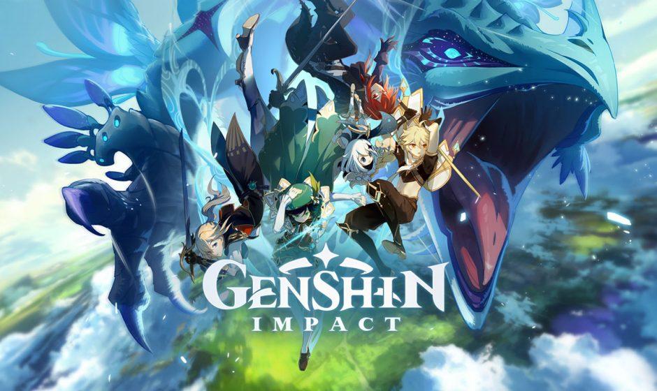 Genshin Impact: presentó la versión 2.0 que incluirá la región de Inazuma