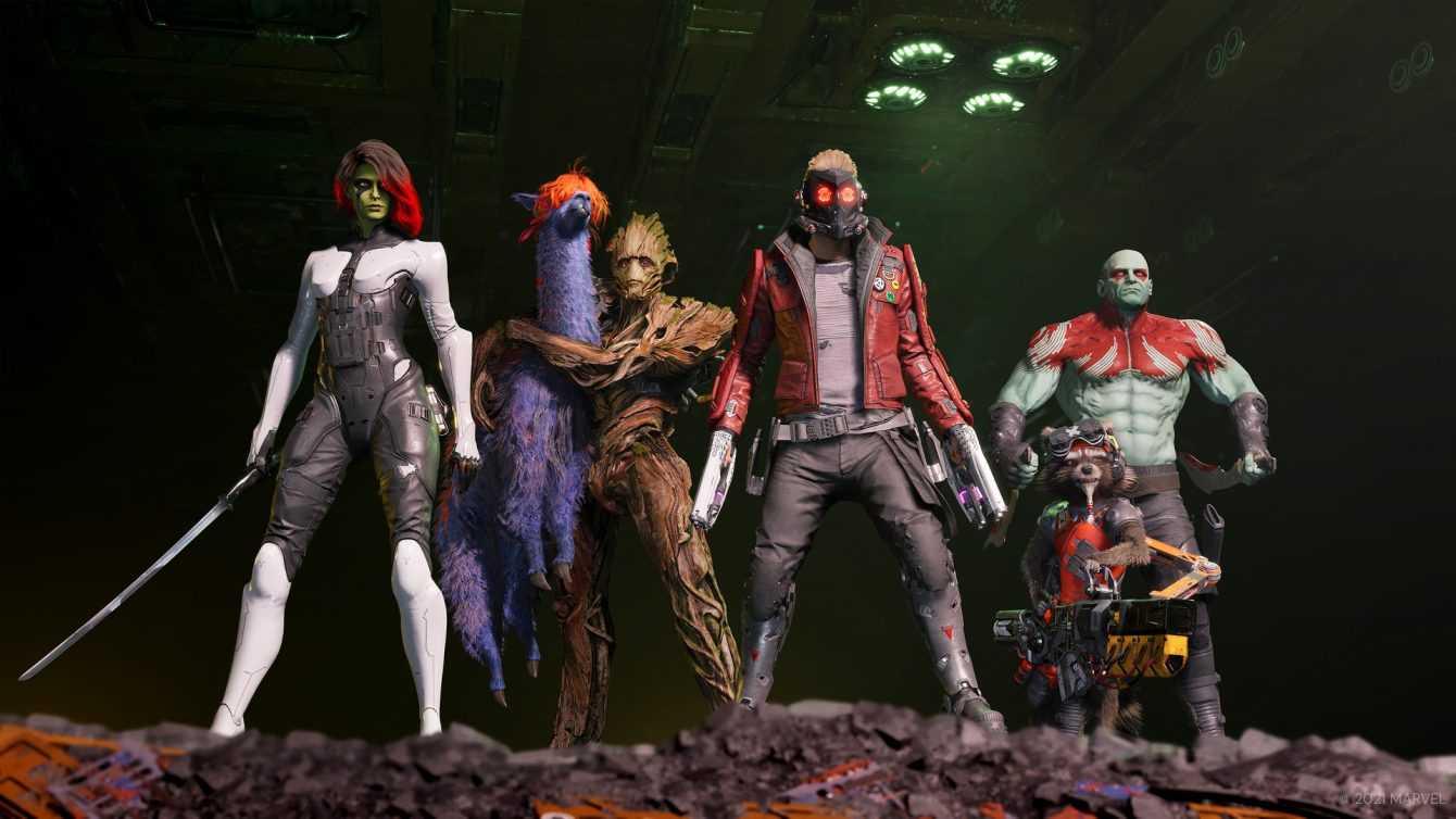 Marvel's Guardian of the Galaxy: según los desarrolladores, el juego tendrá el doble de diálogo que Deus Ex