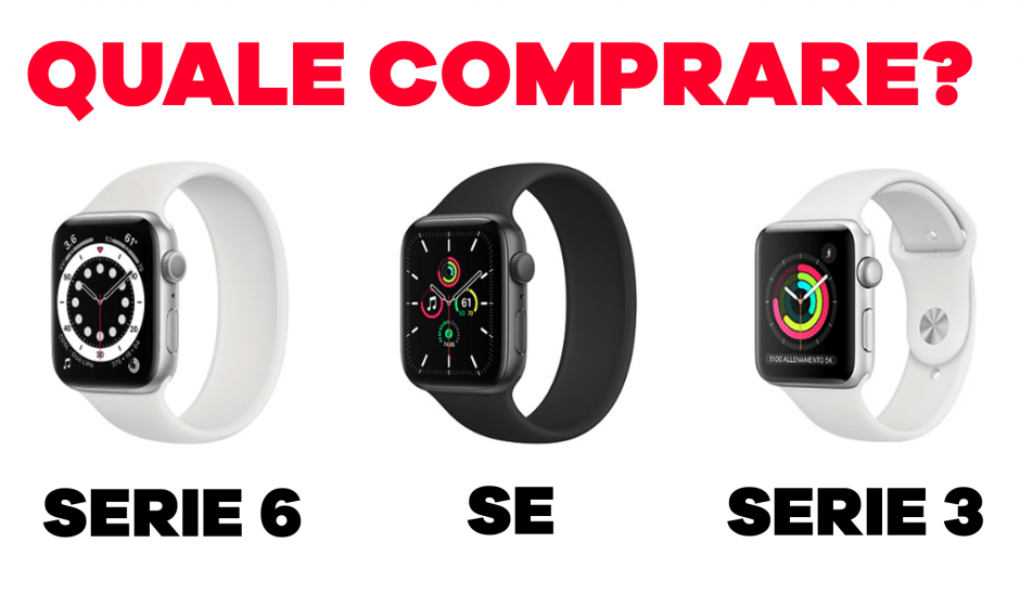 Mejor Apple Watch: ¿Cuál comprar?     Julio 2021