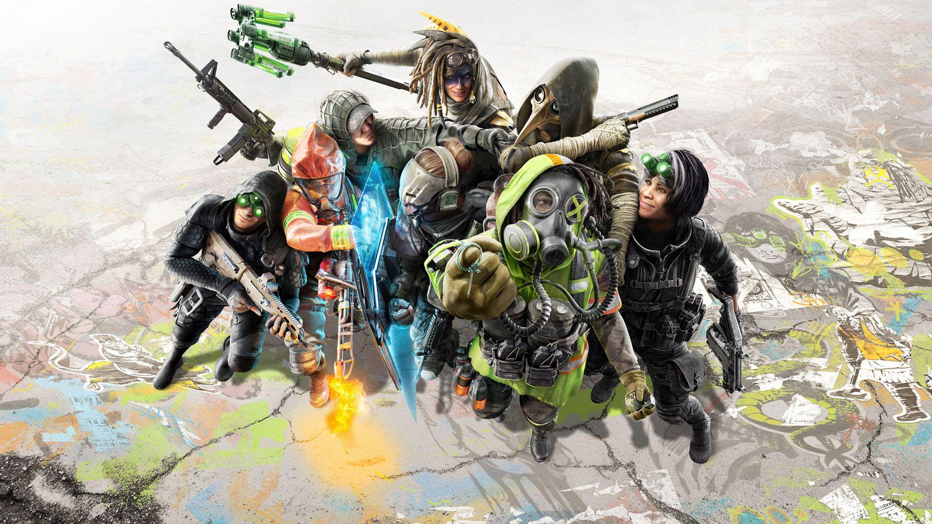 Tom Clancy's XDefiant será una exclusiva de Ubisoft Connect en el lanzamiento