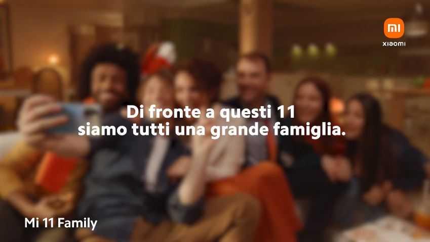 Xiaomi Family Spot: la nueva campaña publicitaria