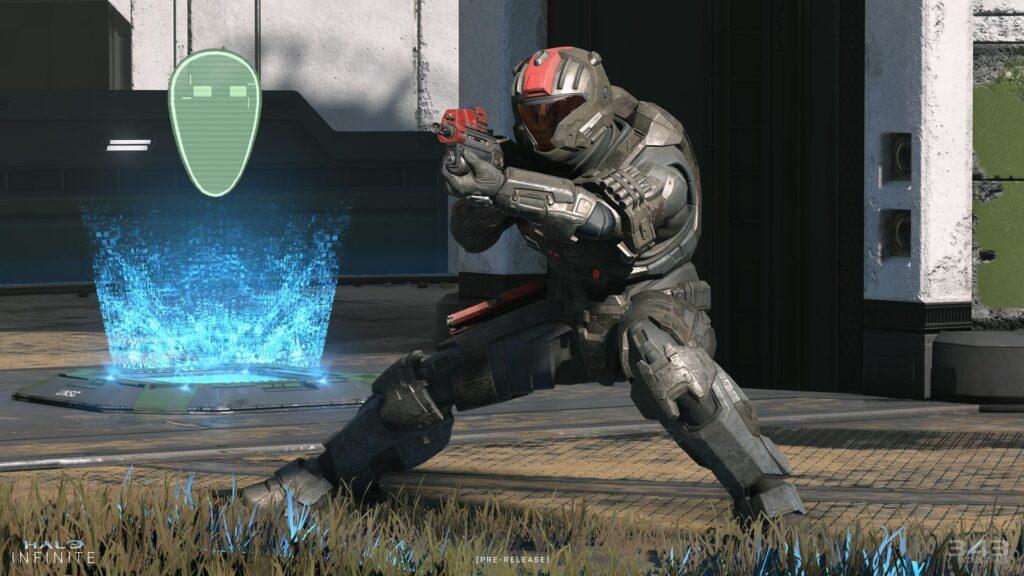 Jugabilidad de la vista previa técnica de Halo Infinite