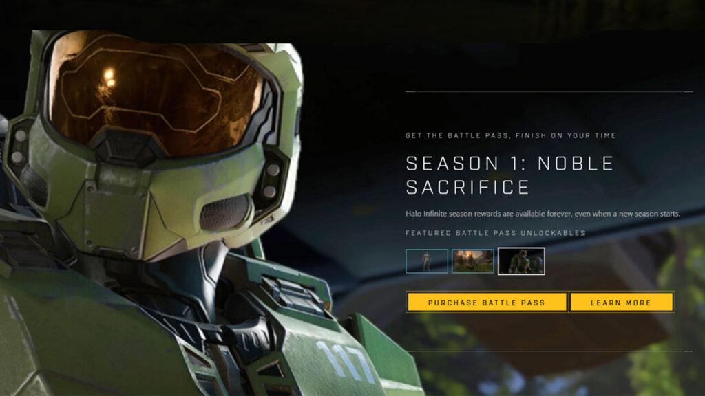 Se filtró el nombre alternativo de la temporada 1 de Halo Infinite