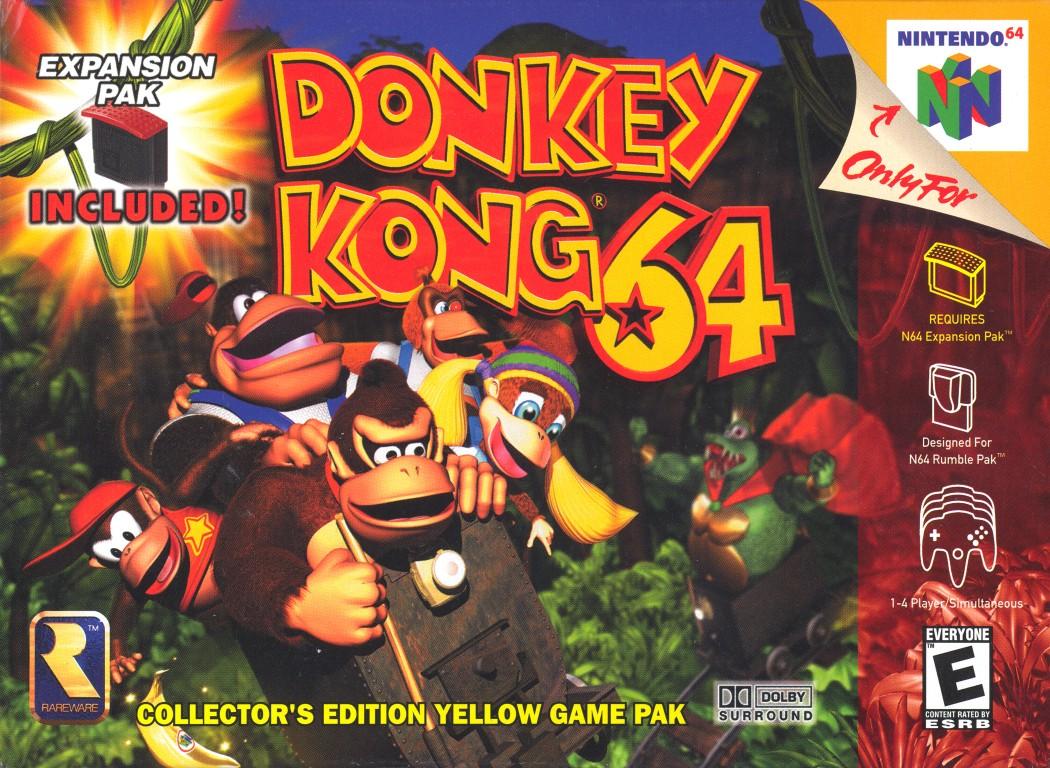Los mejores juegos de Nintendo 64: retrogaming y 3D