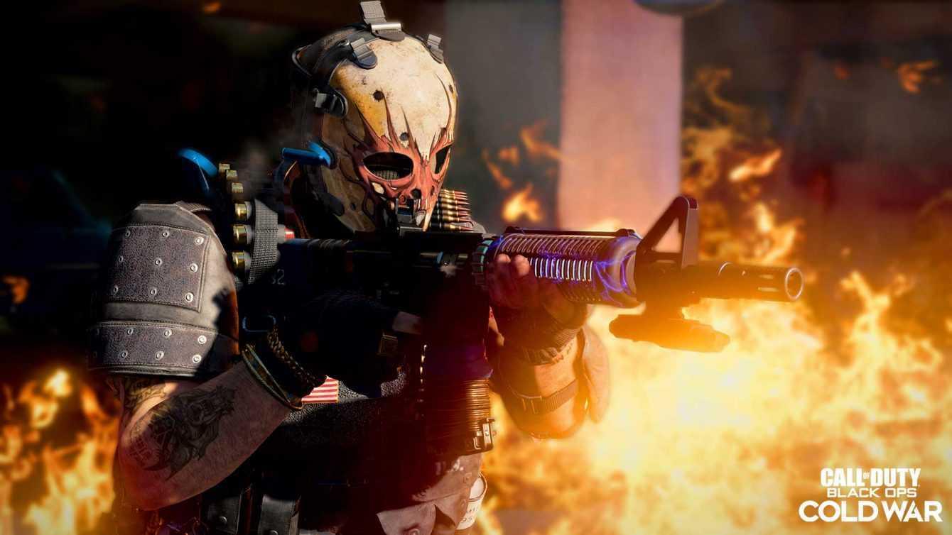 Black Ops Cold War y Warzone: ¡todas las novedades de la temporada 5!