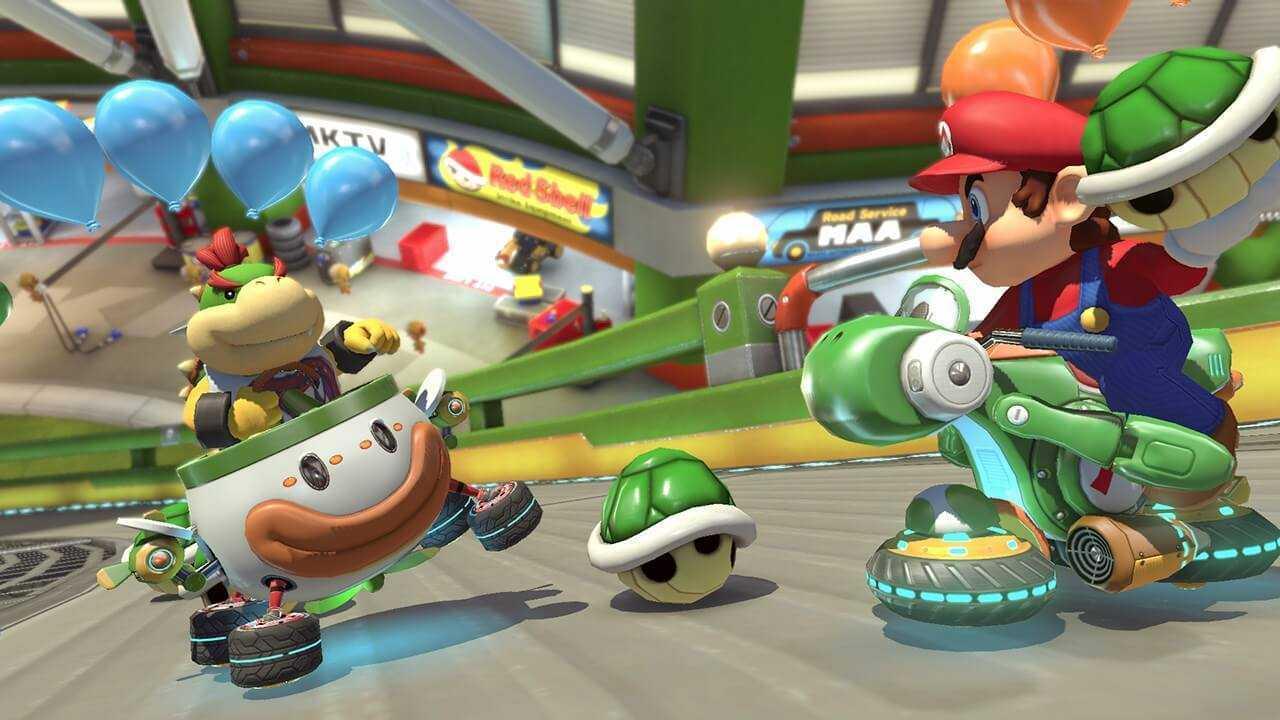 Mario Kart 8 Deluxe: récord de ventas
