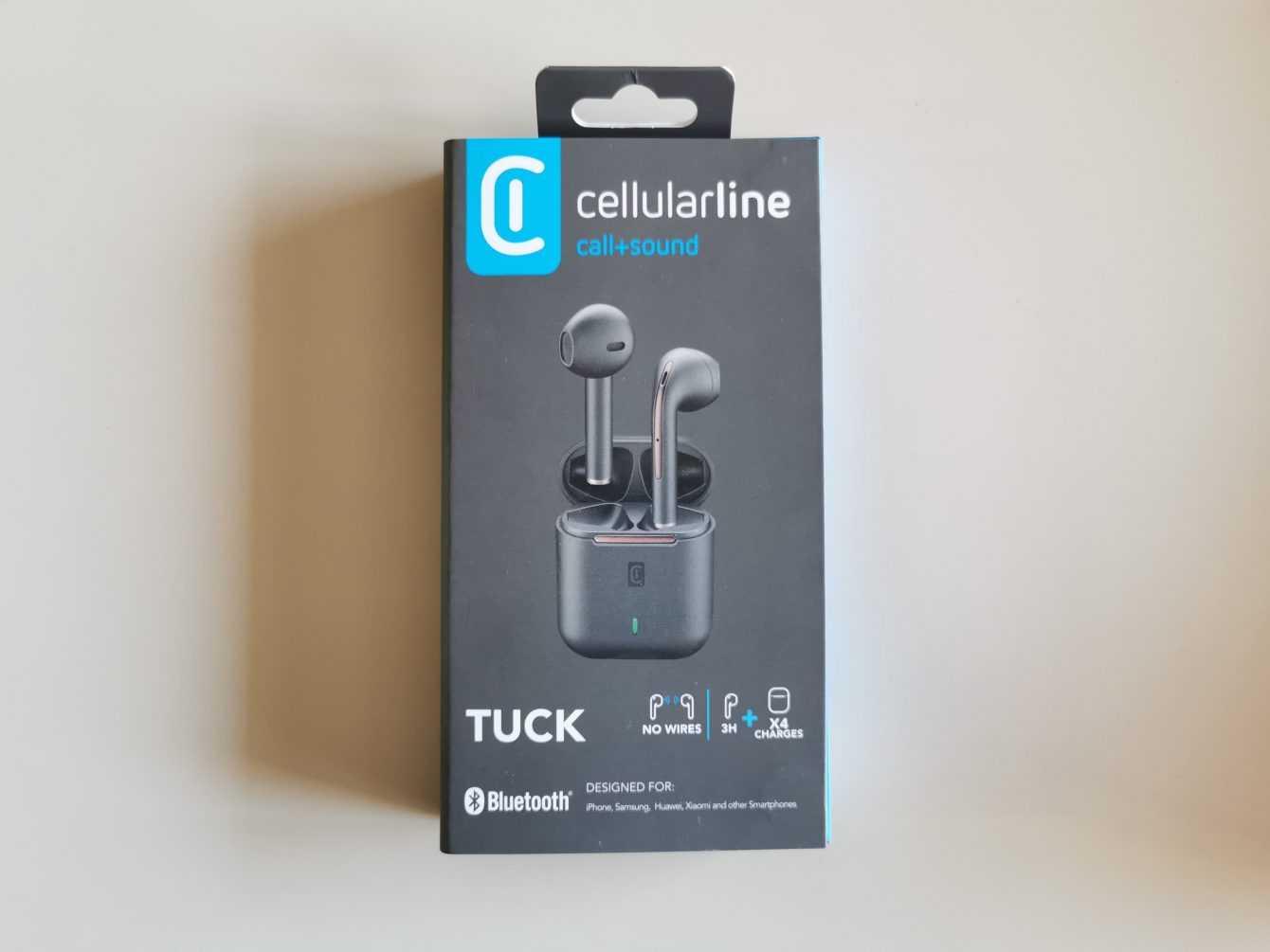 Revisión de Cellularline Tuck: ¡presupuesto y libros de bolsillo!