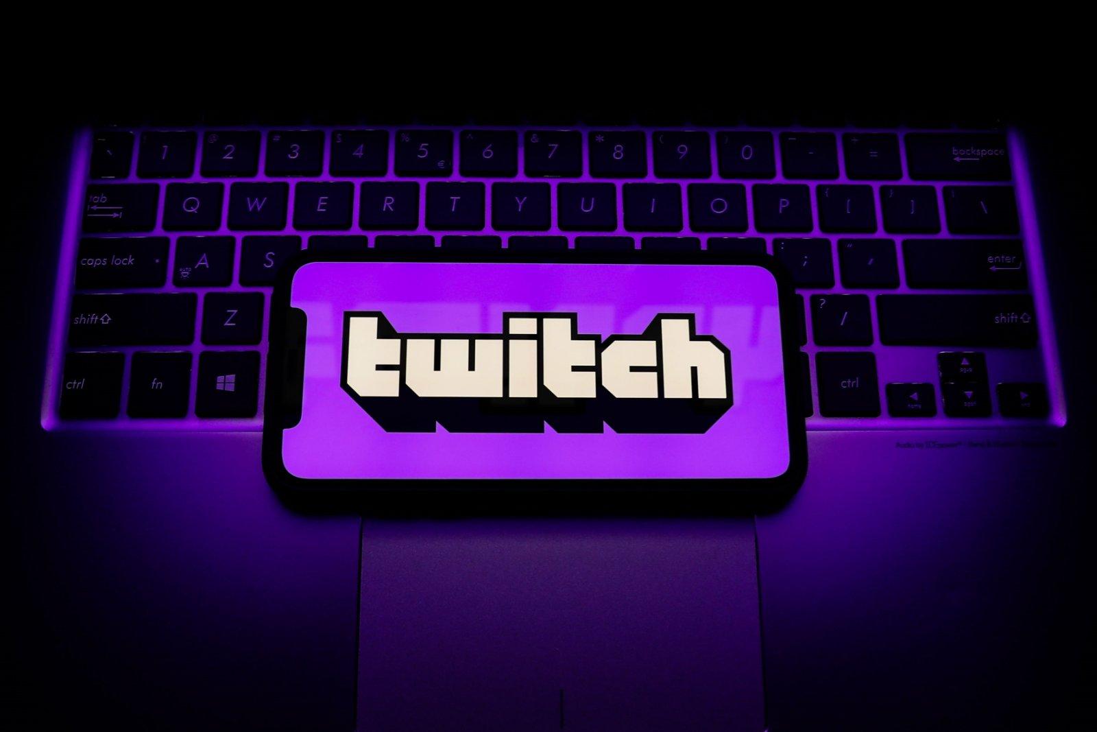 Incluso durante las vacaciones, la audiencia de Twitch sigue aumentando.