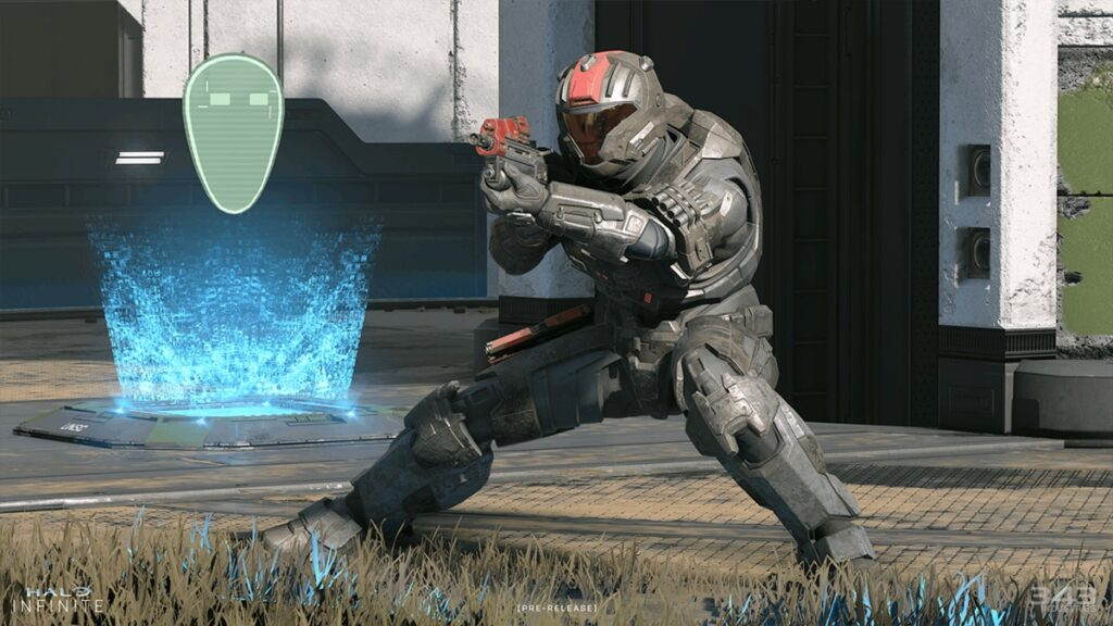 Campaña cooperativa de Halo Infinite Forge