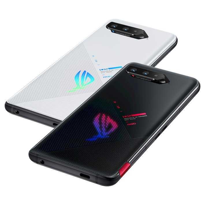 Asus ROG Phone 5s: los nuevos teléfonos inteligentes para juegos móviles