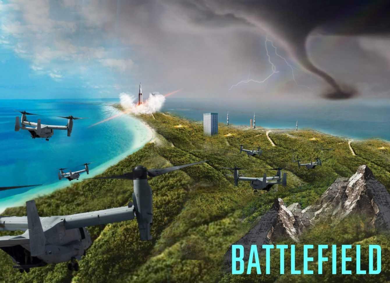 Battlefield 2042: el modo Hazard Zone estará inspirado en Escape from Tarkov