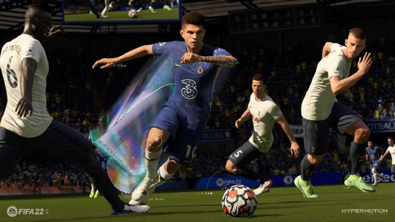 FIFA: ¿cambio de nombre a la vista?